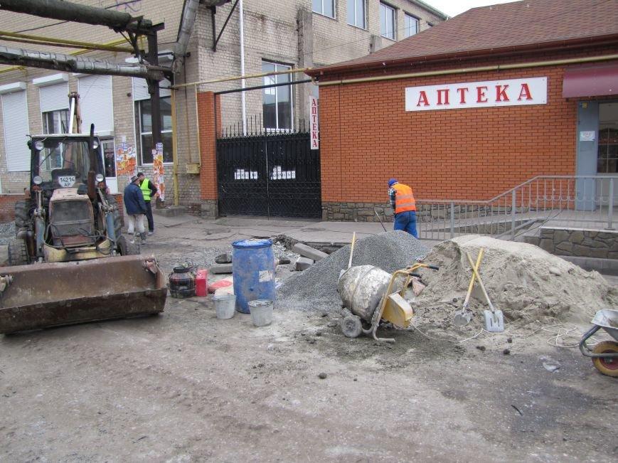 В Мелитополе возле рынка появится новая дорога и станет меньше транспорта (фото, видео), фото-2