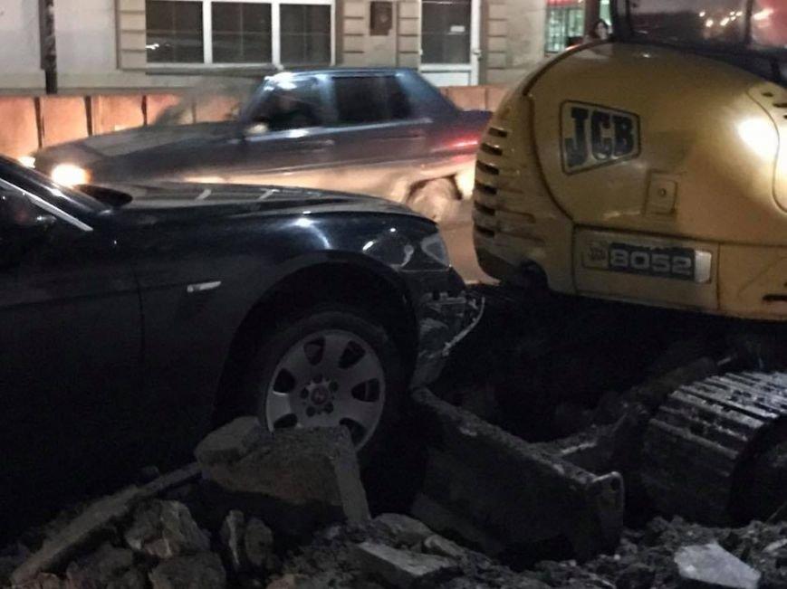 П'яне ДТП в Ужгороді: