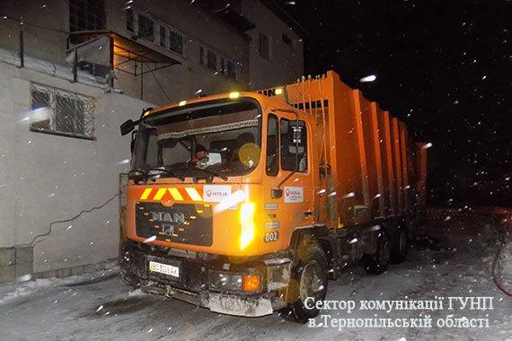 Тернополянин загинув під колесами сміттєвоза (фото), фото-1