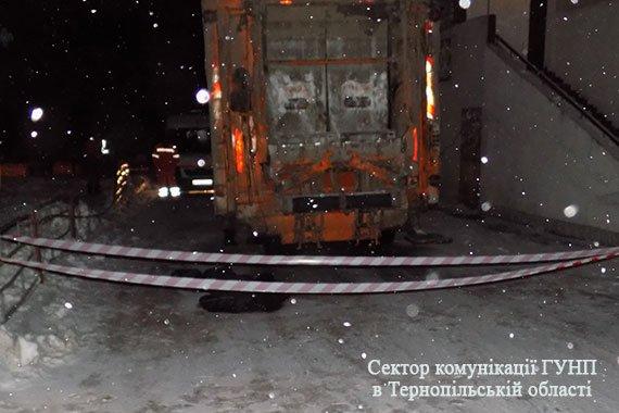 Тернополянин загинув під колесами сміттєвоза (фото), фото-3