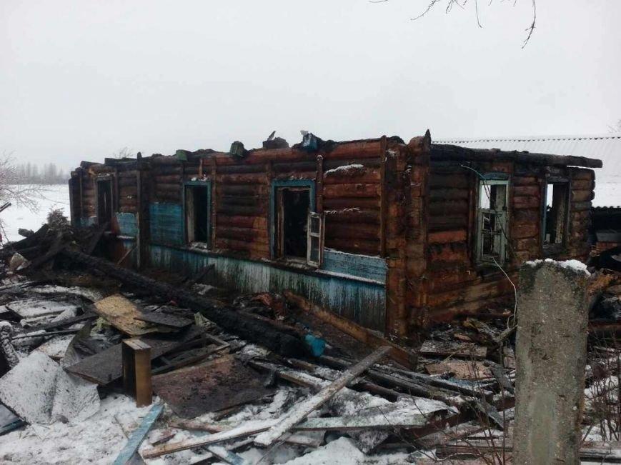 Основная версия причины пожара под Витебском, в котором погибли трое, не подтвердилась, фото-1