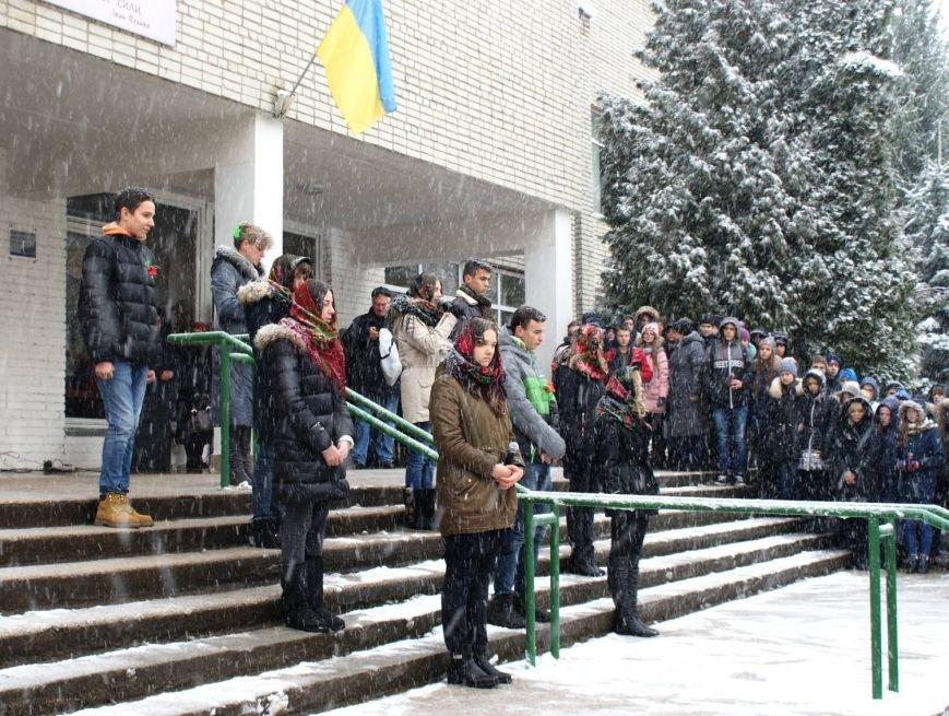 Во Львове почтили память майора Кругликова, погибшего на Луганщине, фото-2