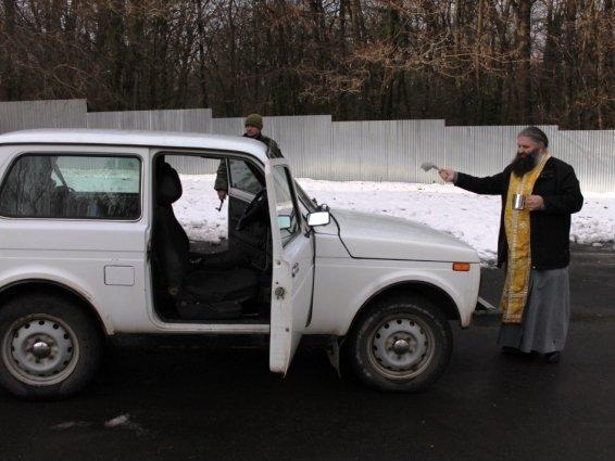 Четверо закарпатських кінологів поїхали захищати Україну в зону АТО: фото, фото-9