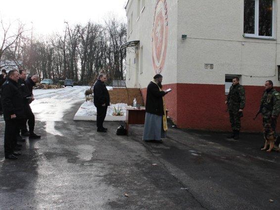 Четверо закарпатських кінологів поїхали захищати Україну в зону АТО: фото, фото-4