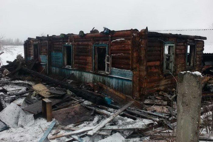 На пожаре под Витебском сгорели двое парней и 18-летняя девушка, фото-2