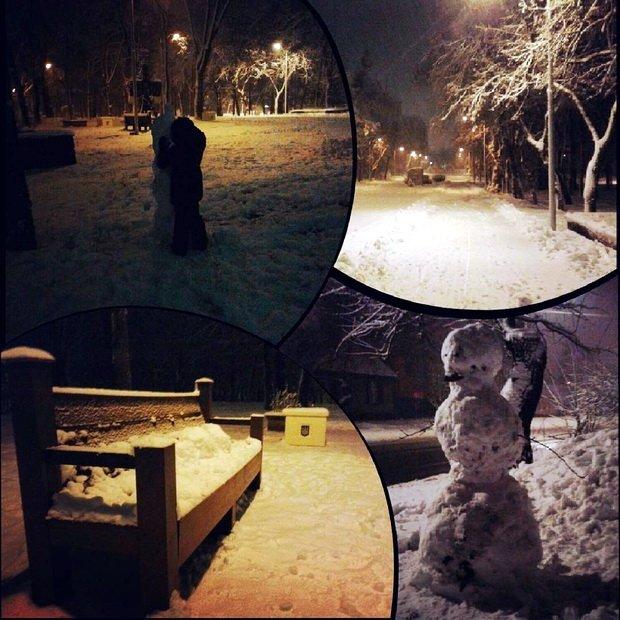 Сніговики-1