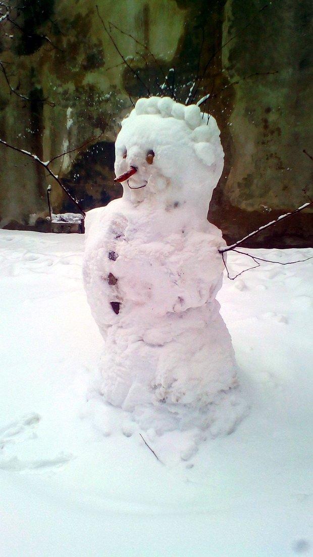 Сніговики-6