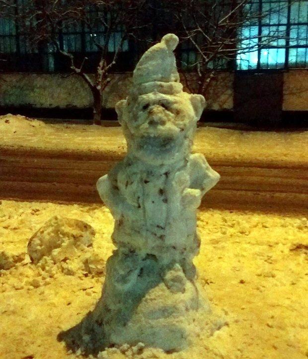 Сніговики-5