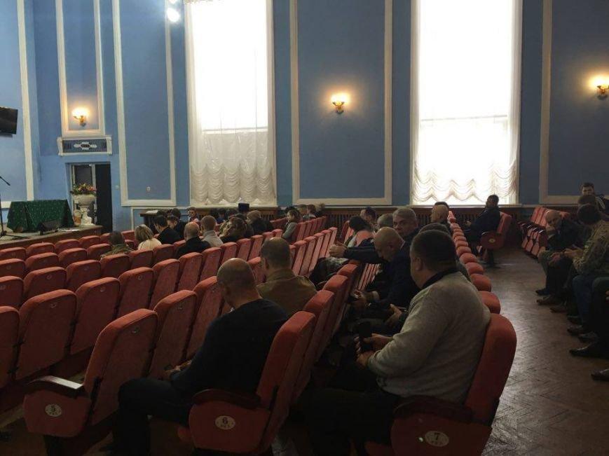 В Кривом Роге проходит церемония награждения волонтеров (ФОТО), фото-4