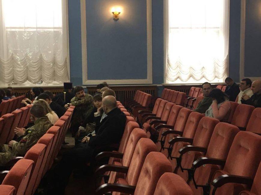 В Кривом Роге проходит церемония награждения волонтеров (ФОТО), фото-3