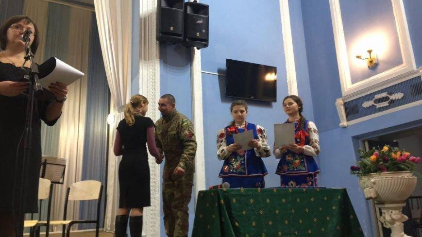 В Кривом Роге проходит церемония награждения волонтеров (ФОТО), фото-11
