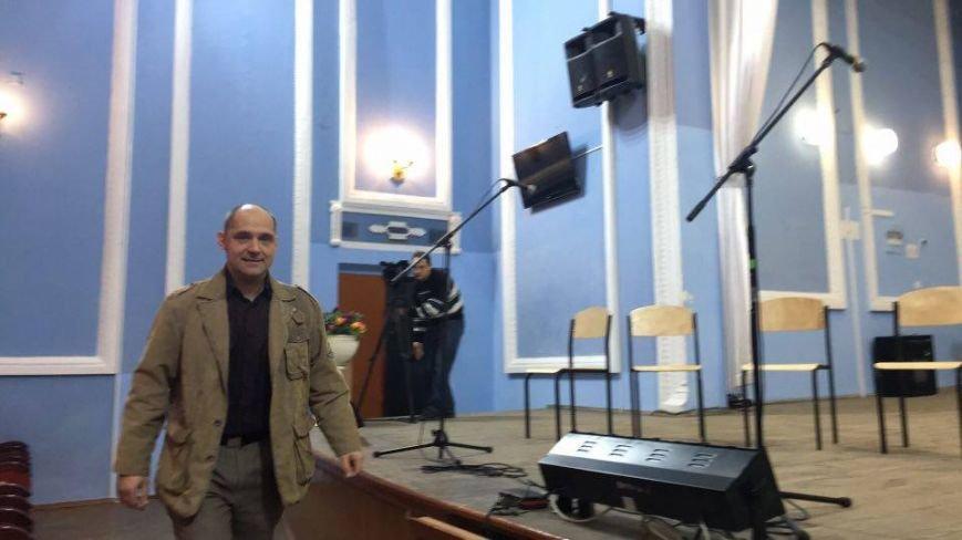 В Кривом Роге проходит церемония награждения волонтеров (ФОТО), фото-12