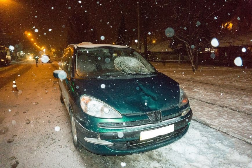 В ДТП на проспекте Свободы в Каменском пострадал пешеход, фото-1
