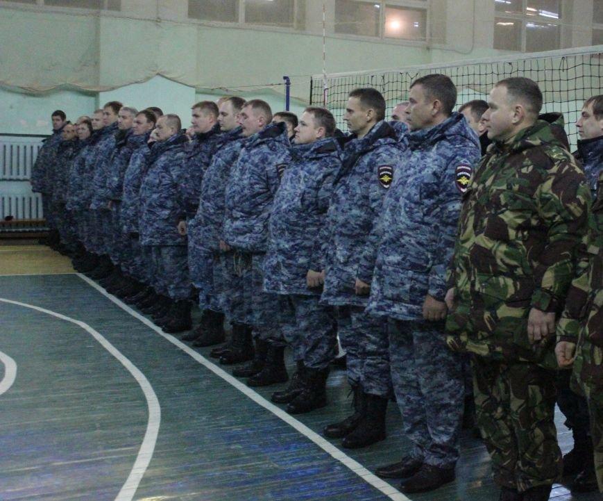 Сотрудники СОБР отдела Росгвардии по Псковской области вернулись из командировки, фото-1