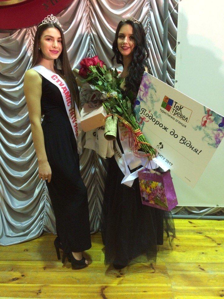 Найкрасивіша студентка тернопільського вишу розповіла, хто підштовхнув її до участі у конкурсі (Фото), фото-1