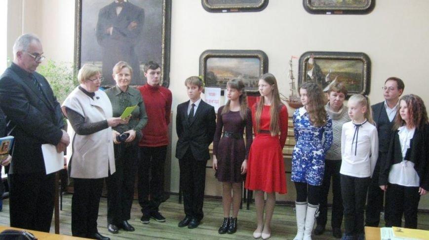 В Ялте прошел конкурс чтецов «Человек - это звучит гордо!», фото-2