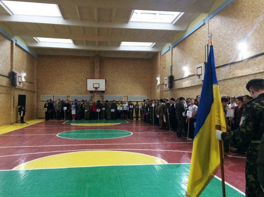 Каменские школьники соревновались в военно-патриотическом многоборье, фото-5