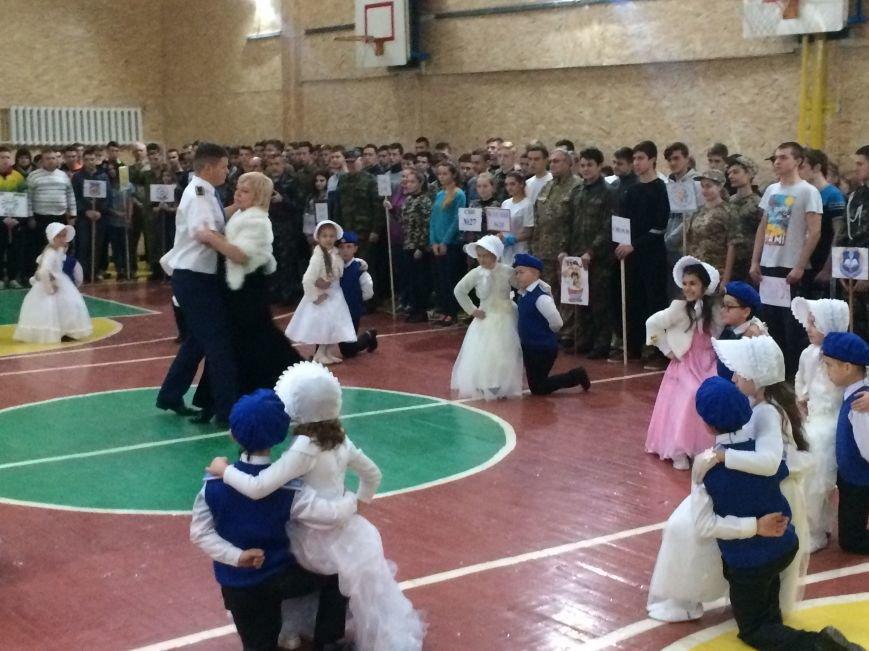Каменские школьники соревновались в военно-патриотическом многоборье, фото-1