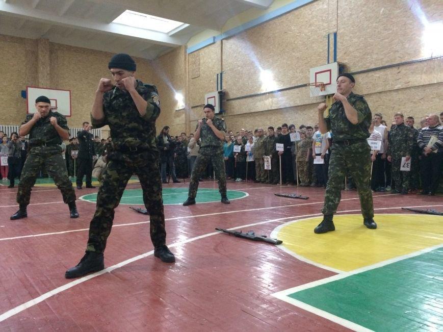 Каменские школьники соревновались в военно-патриотическом многоборье, фото-2