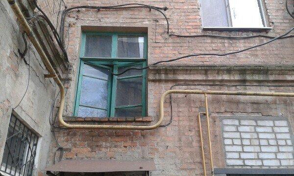 Три месяца живут в опасности жители многоквартирного дома в Кривом Роге (ФОТО), фото-5