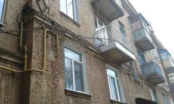 Три месяца живут в опасности жители многоквартирного дома в Кривом Роге (ФОТО), фото-4