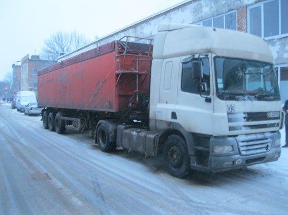 На Сумщине четыре грузовика незаконно выгрузили мусор со Львовской области (ФОТО, ВИДЕО), фото-2