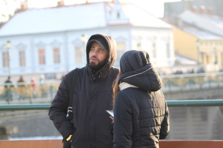 """В Ужгороді будуть три """"живі"""" новорічні ялинки: репортаж, фото-2"""