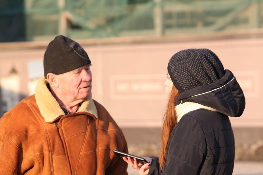"""В Ужгороді будуть три """"живі"""" новорічні ялинки: репортаж, фото-5"""