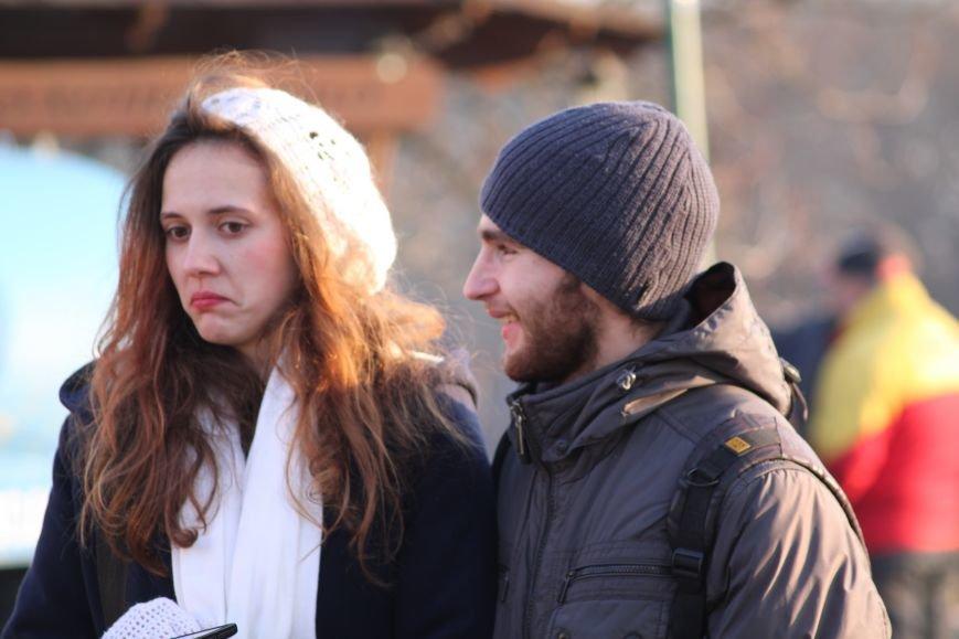 """В Ужгороді будуть три """"живі"""" новорічні ялинки: репортаж, фото-6"""