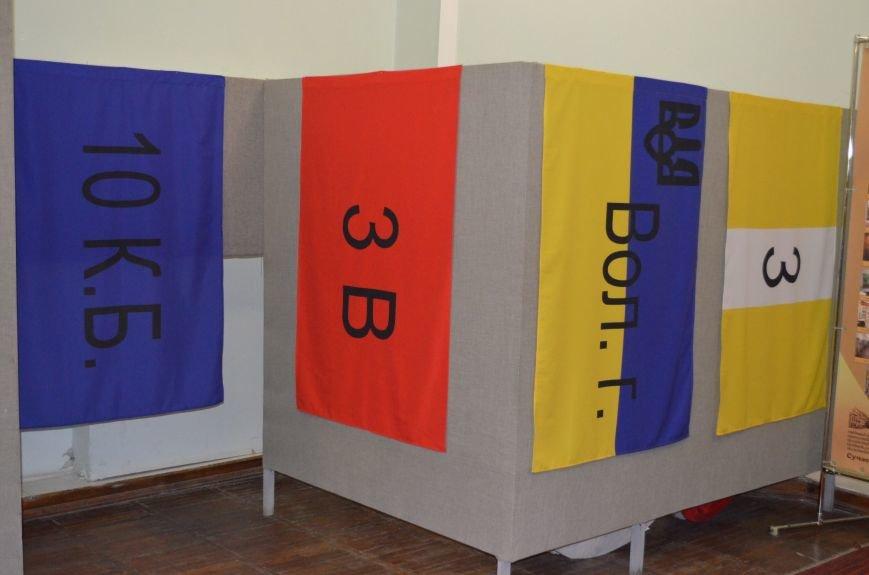 От Киевской Руси до Правого сектора: в музее показали украинские флаги (фото), фото-7