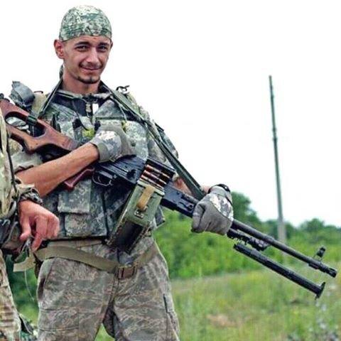 В АТО вбито закарпатського бійця Михайла Покидченка: фото, фото-1