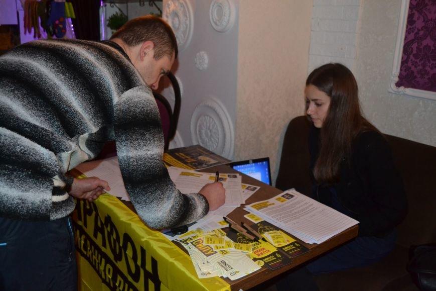 В Полтаве собирают подписи, чтобы освободить политзаключенных  в разных уголках мира, фото-1