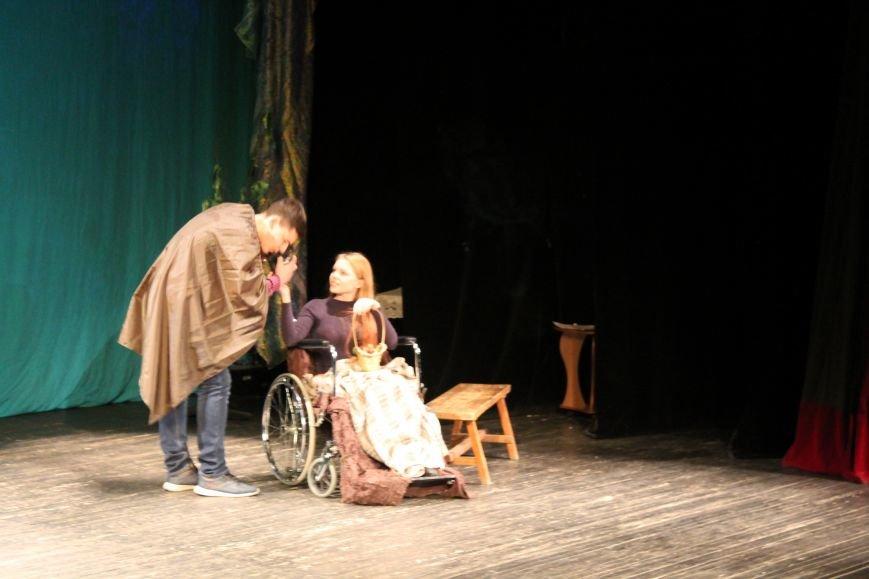 школа ╣ 16 участие в Декаде инвалидов