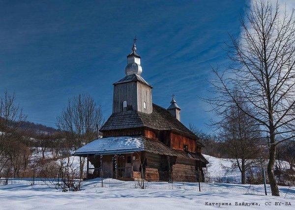 """Дві закарпатські церкви увійшли у ТОП-10 фотоконкурсу """"Вікі любить пам'ятки"""", фото-2"""