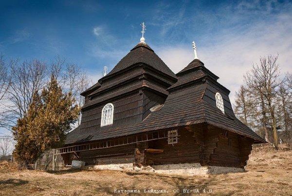 """Дві закарпатські церкви увійшли у ТОП-10 фотоконкурсу """"Вікі любить пам'ятки"""", фото-1"""