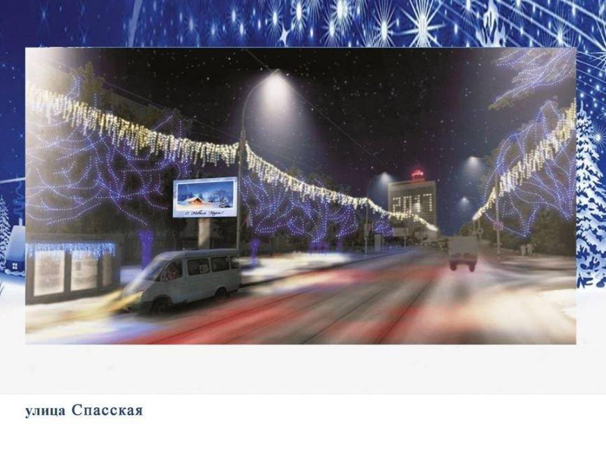 На этой неделе Ульяновск полностью украсят к Новому году. ФОТО, фото-5