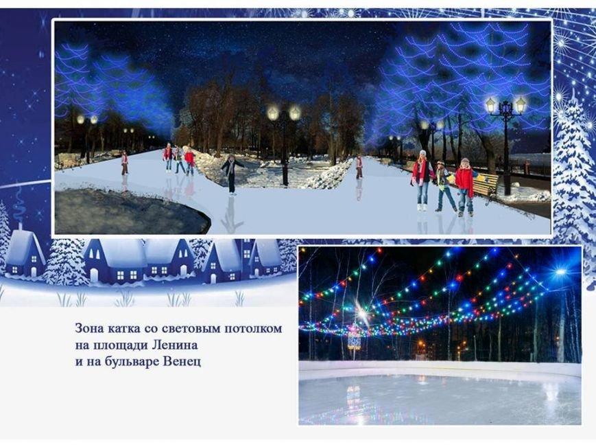 На этой неделе Ульяновск полностью украсят к Новому году. ФОТО, фото-3