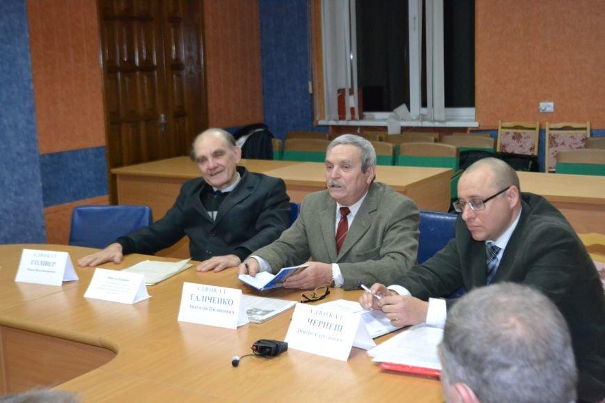 Правозащитники и активисты обсудили, как соблюдаются права человека в Кривом Роге (ФОТО), фото-3