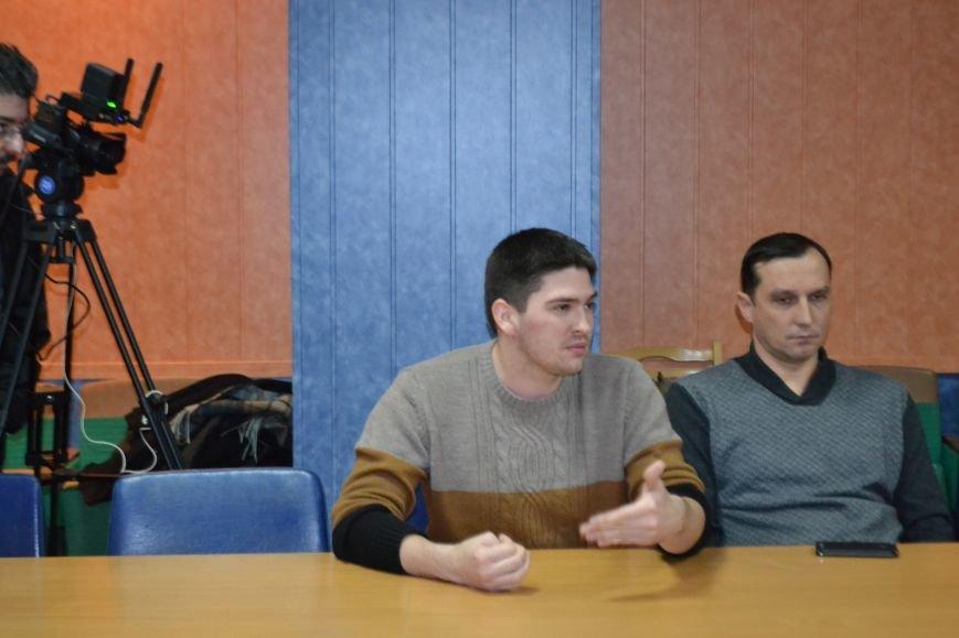Правозащитники и активисты обсудили, как соблюдаются права человека в Кривом Роге (ФОТО), фото-6