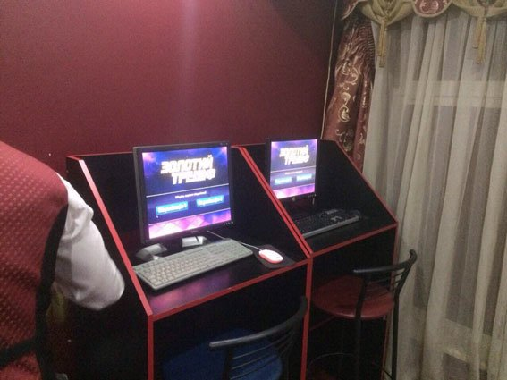 В Вишневом снова накрыли игровое заведение (ФОТО), фото-2