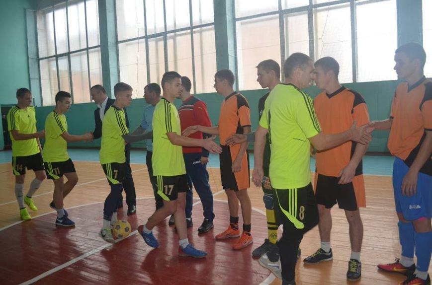 Розпочався Чемпіонат Новоград-Волинського району та міста з футзалу, фото-1
