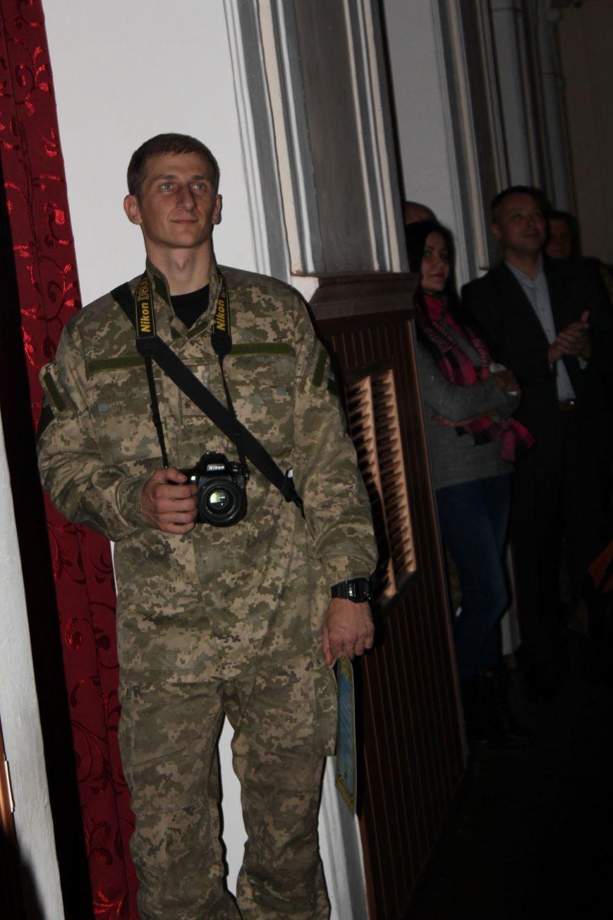 В Мариуполе военных поздравили с Днем ВСУ (ФОТО), фото-15