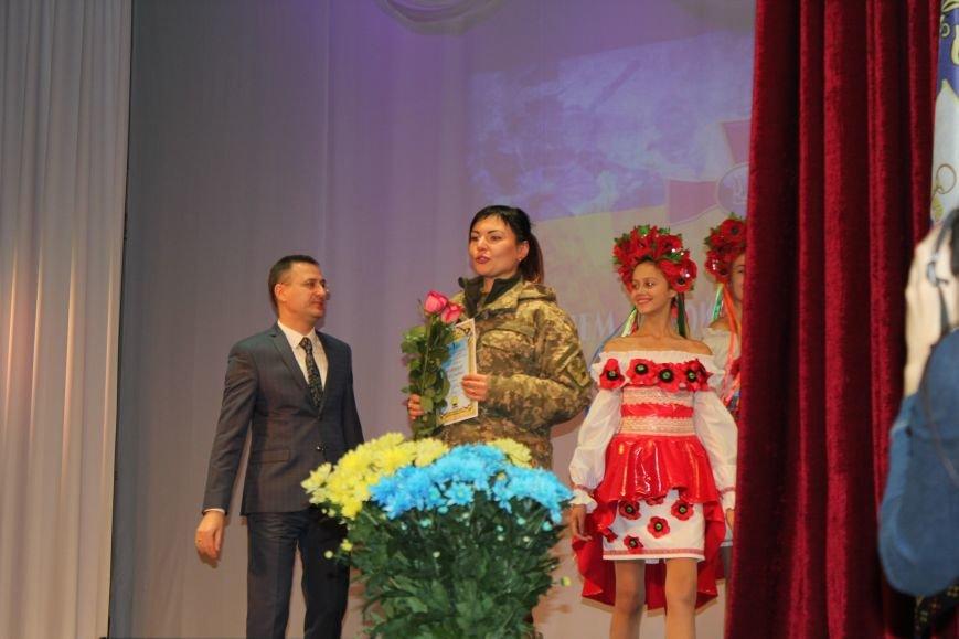 В Мариуполе военных поздравили с Днем ВСУ (ФОТО), фото-9