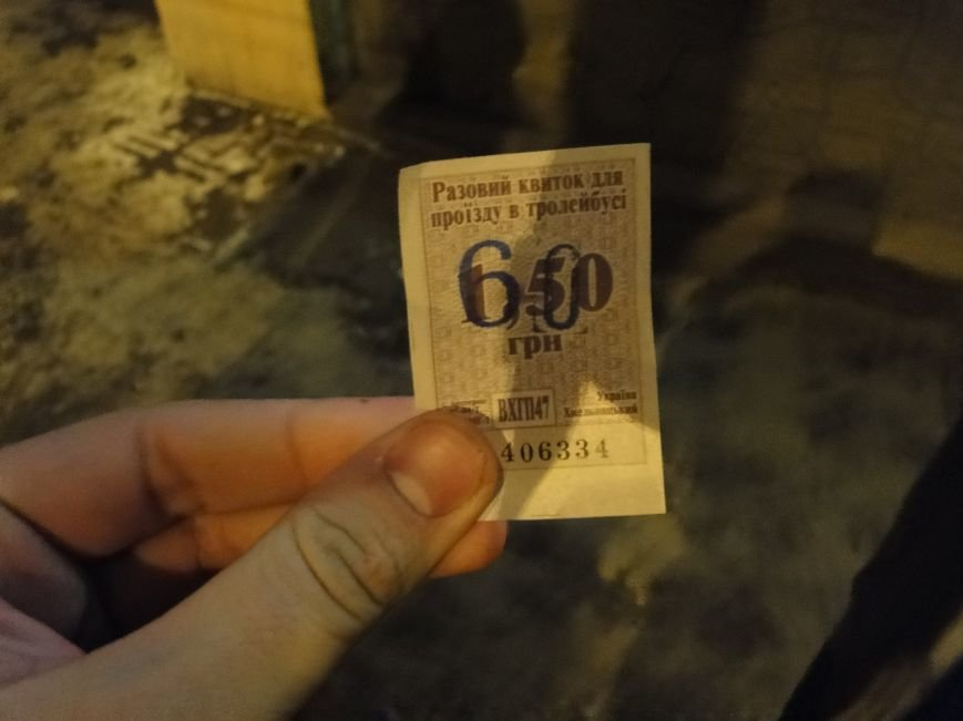 Нічні тролейбуси у Хмельницькому: бути чи не бути (ФОТО), фото-3