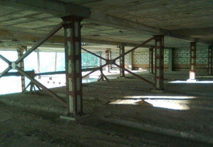 Здание бывшего Дома быта в Витебске не могут продать на торгах. Судьба долгостроя остается неопределенной, фото-1