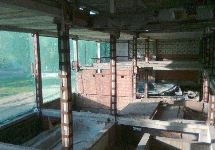 Здание бывшего Дома быта в Витебске не могут продать на торгах. Судьба долгостроя остается неопределенной, фото-2