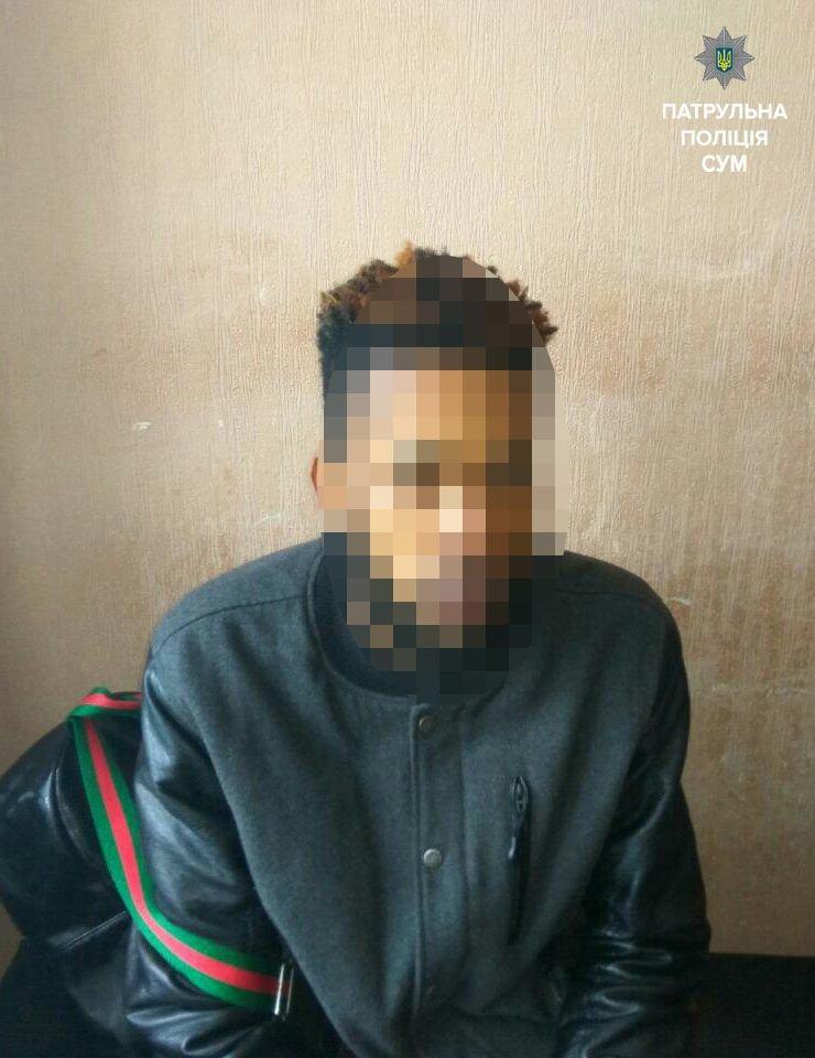 В Сумах двое иностранцев избили таксиста (ФОТО), фото-2