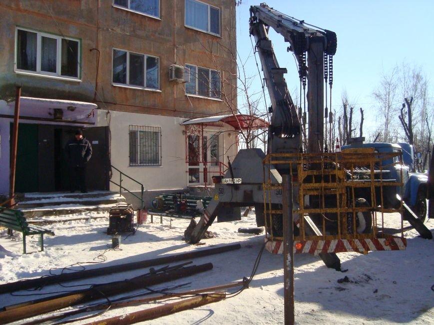 В Покровске коммунальщики по неосторожности оставили без газа 3 жилых дома. Когда восстановят газоснабжение?, фото-5