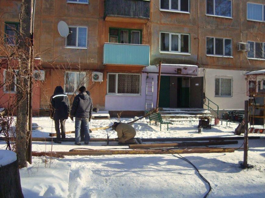В Покровске коммунальщики по неосторожности оставили без газа 3 жилых дома. Когда восстановят газоснабжение?, фото-4