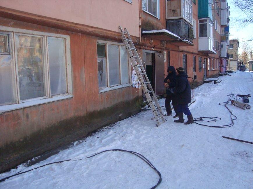 В Покровске коммунальщики по неосторожности оставили без газа 3 жилых дома. Когда восстановят газоснабжение?, фото-7